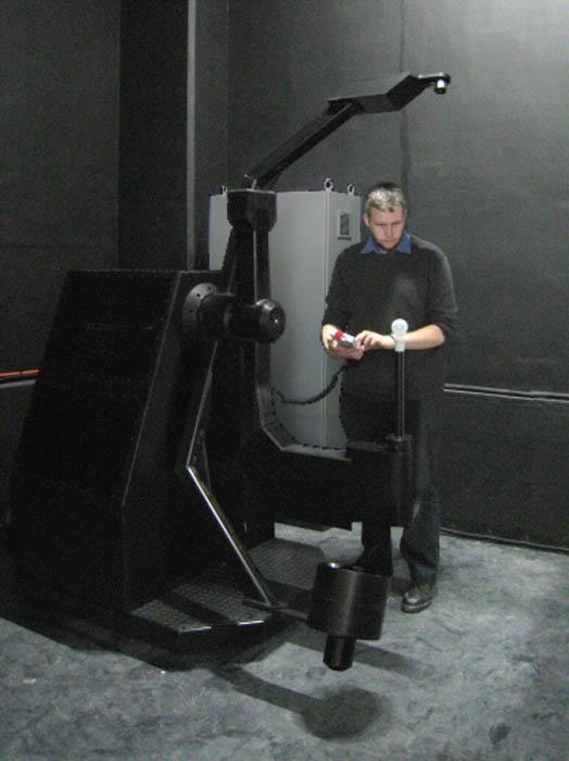 Goniophotomètre ALFI