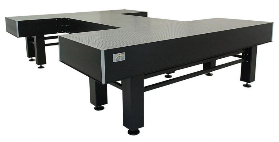 Documentation des tables optiques antivibratoires