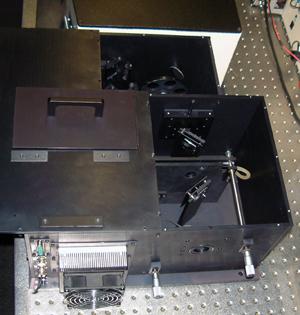 Détermination de la sensibilité d'un détecteur (200nm-30µm)