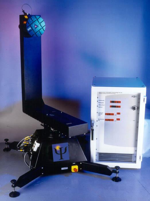 Goniophotomètre LG-1 pour lampes et luminaires