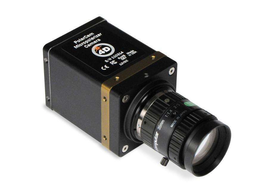 Caméra polarimétrique PolarCam