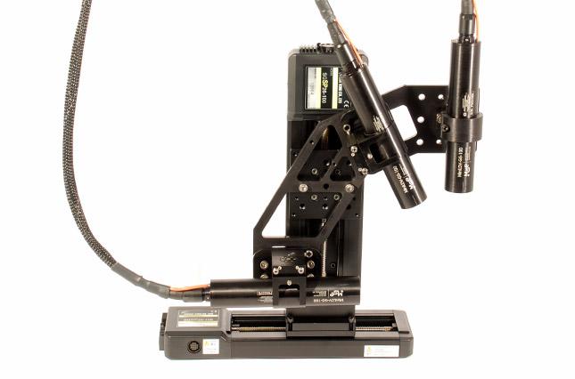 Vélocimètre 3D miniLDV