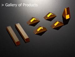 Composants optiques pour applications dans l'ultraviolet et l'infrarouge