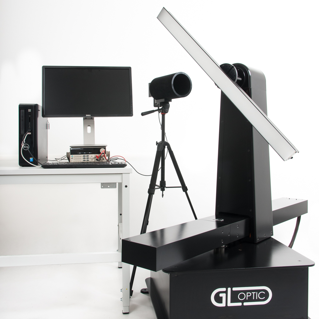 Goniophotomètre GLG 30-1800