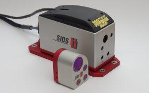 Interféromètres pour la calibration de Machines et d'Axes