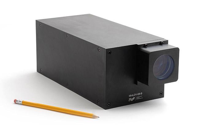 Vélocimètre laser ultra LDV