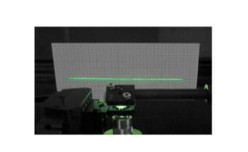 Laser de ligne