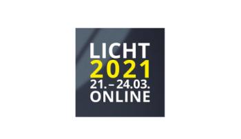 Invitation à notre présentation lors de LICHT 2021