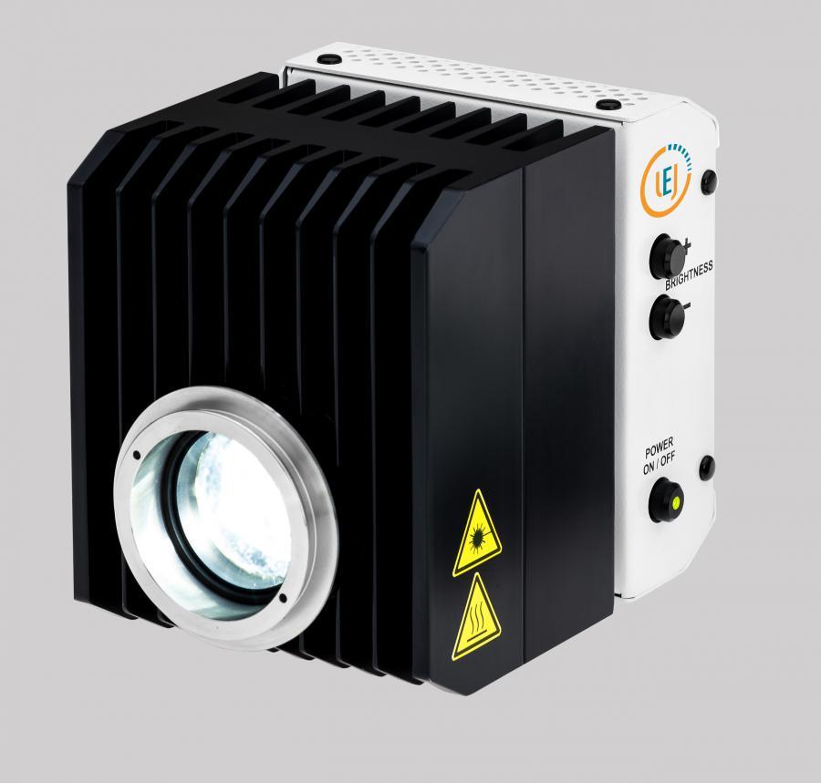 Source LED blanche compatible avec toutes les marques de microscope