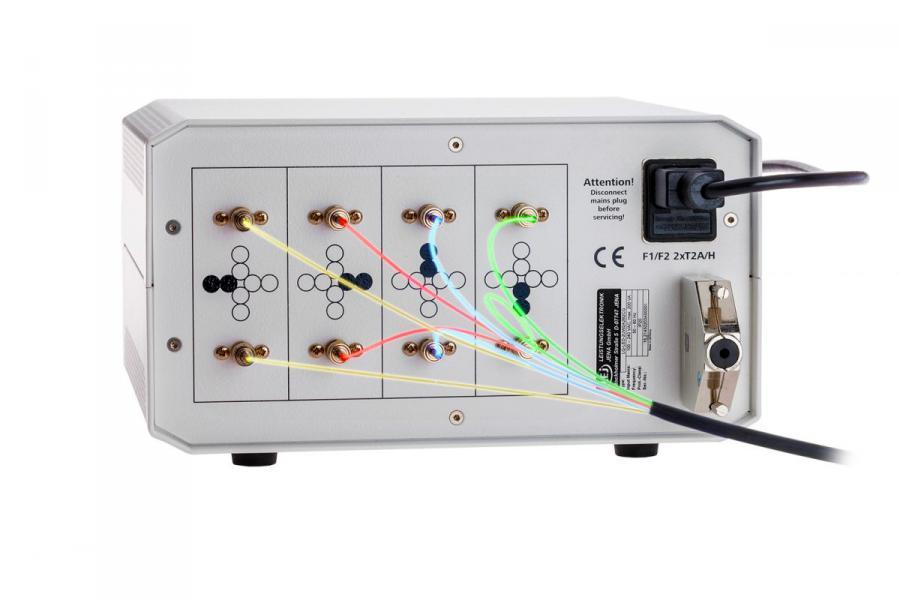 Source 8 x LED's pour éclairage structuré