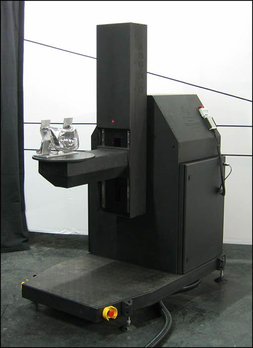 ASG Goniophotomètres pour automobiles et signalétiques