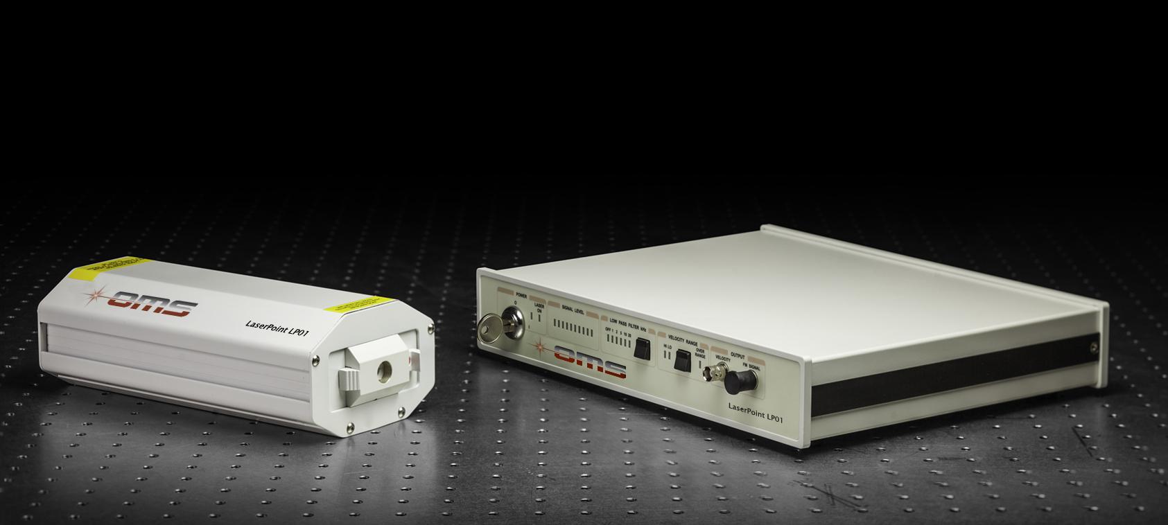 Laser Doppler mono point Haute Fréquence LP01HF