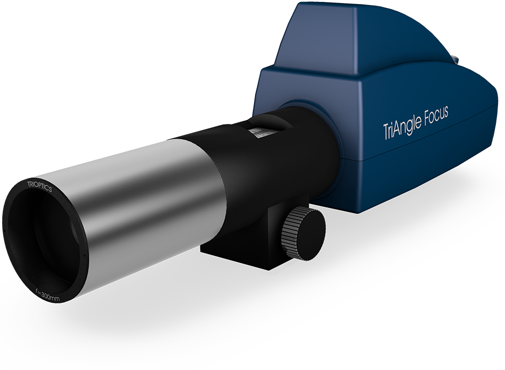 Autocollimateur focalisable TriAngle Focus