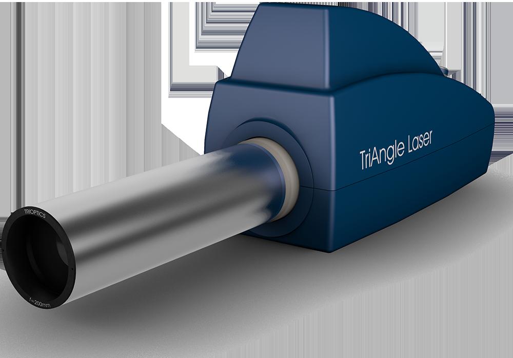 Autocollimateur TriAngle Laser
