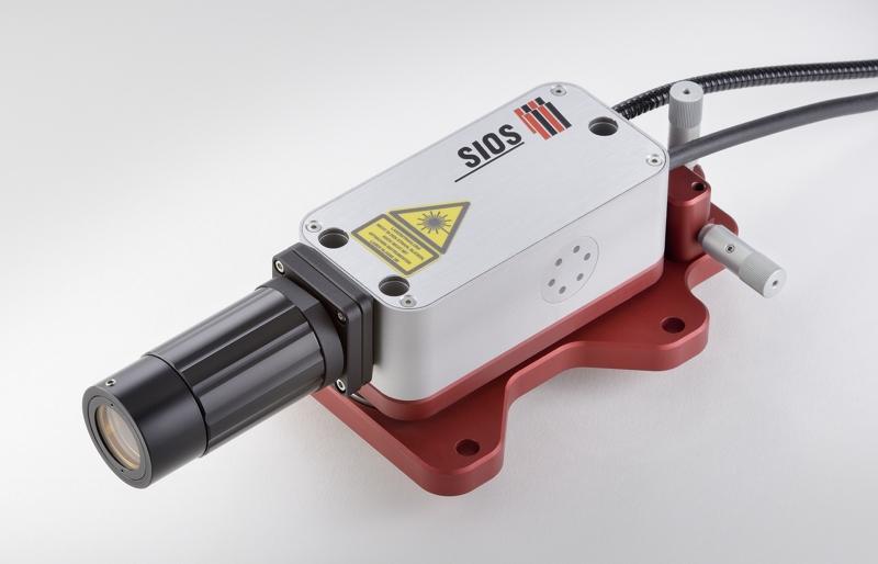 Vibromètre laser à focale fixe ou variable